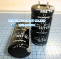 3300 uf 100 V capacitor para TV dimensão 25*50mm