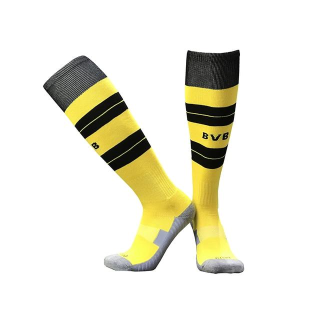 high quality European club soccer socks