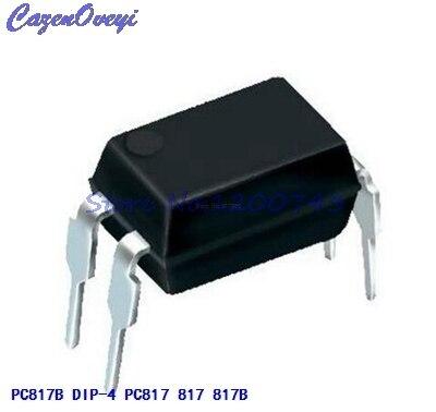 10 шт. /лот PC817B DIP-4 PC817 817 817B EL817 LTV817A LTV-817-A Высокая Плотность монтажа Тип Photocoupler в наличии