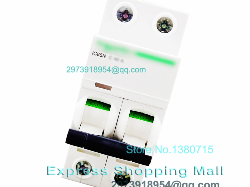 IC65N 3P D6A Miniature Ciruit Breaker New 5pcs/lot