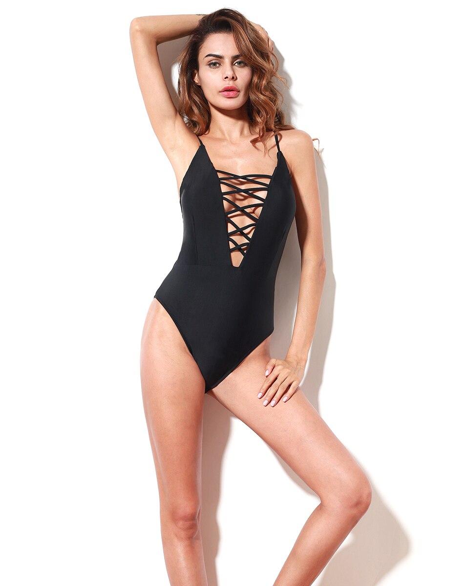 fad2ced758a53 Related. 2017 Sexy One Piece Swimsuit Women Swimwear Print Monokini Vintage  Bodysuit Floral Beach Wear Bathing Suit ...