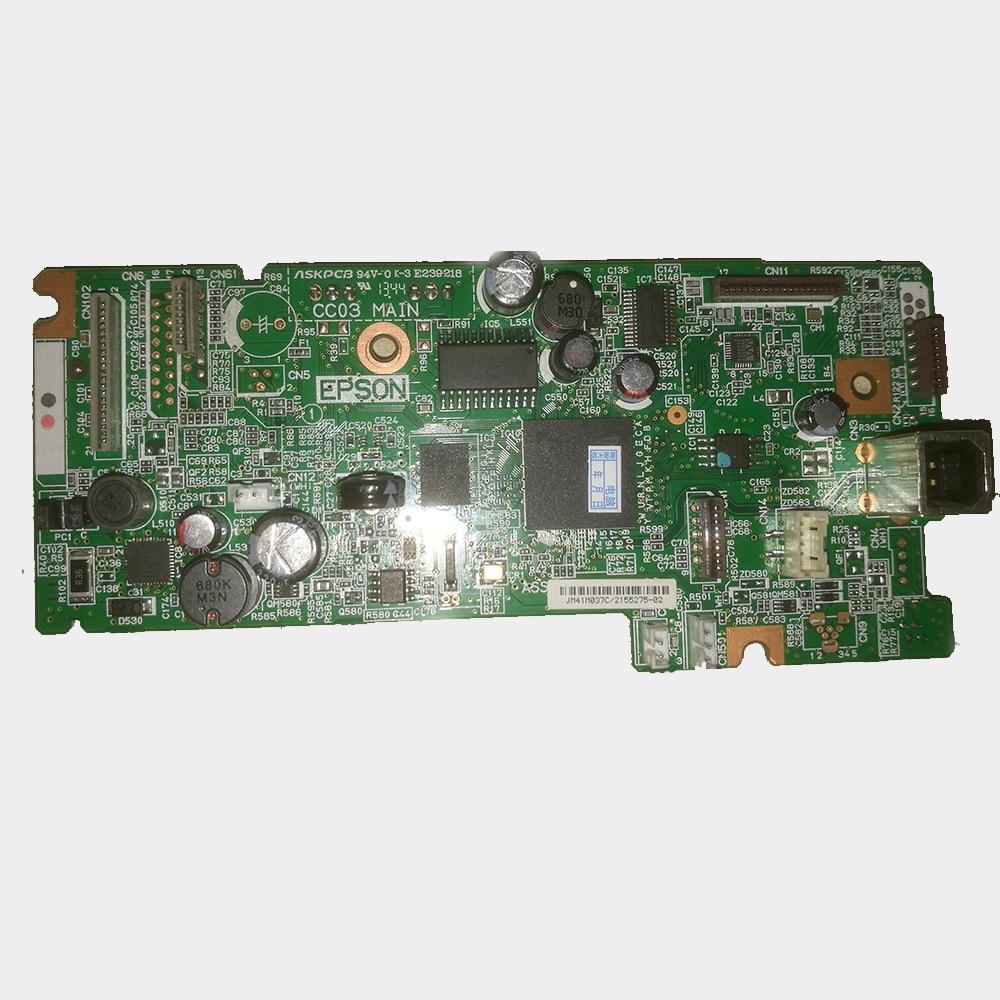 ФОТО Original Main board Motherboard For Epson L551 printer