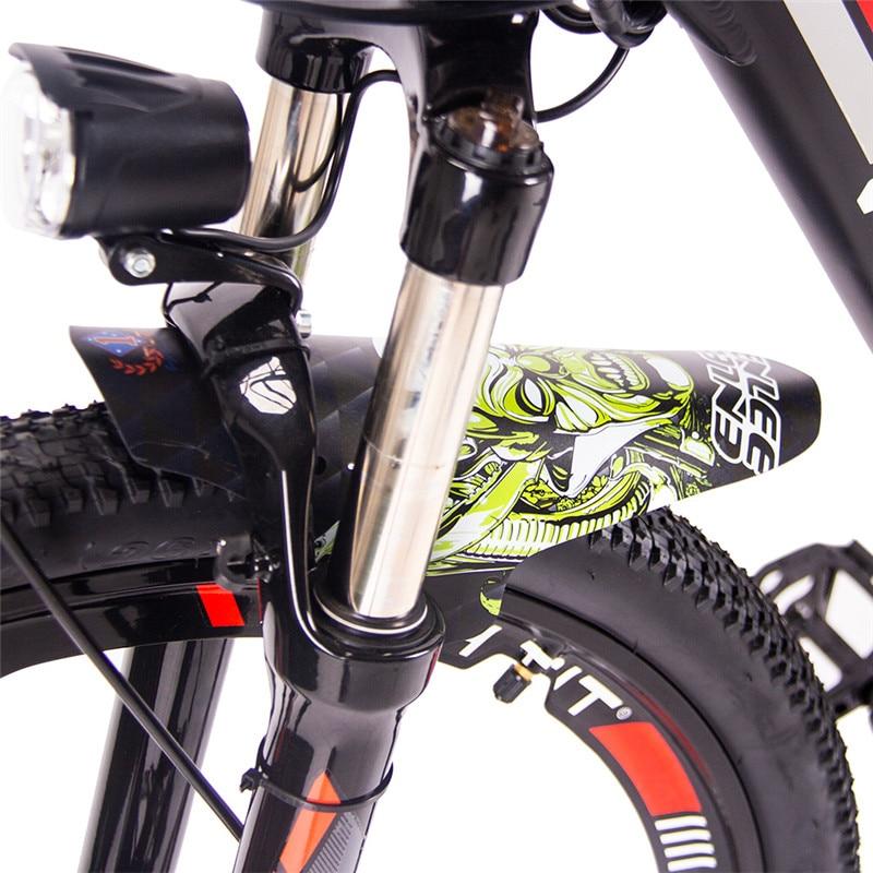 1 Pcs Cycling Mountain Bike Bicycle Front Fender MTB Mud Guard Mudguard