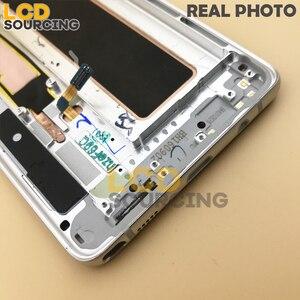 "Image 5 - 5.7 ""inç LCD ekran Samsung Galaxy not 7 için LCD dokunmatik ekran Digitizer meclisi not 7 FE N930 n930F ekran yerine"