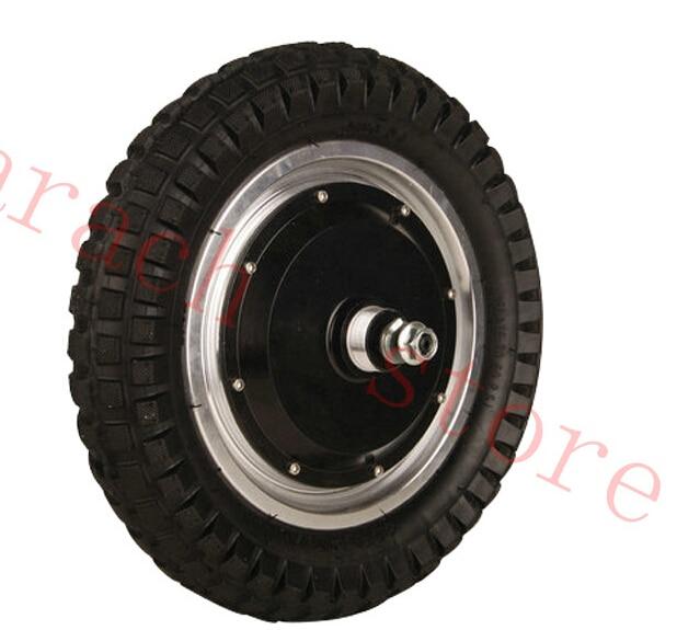 """Elektrický náboj kola 12 """"250 W 24 V, elektrický skútrový motor, elektrický skateboardový motor"""