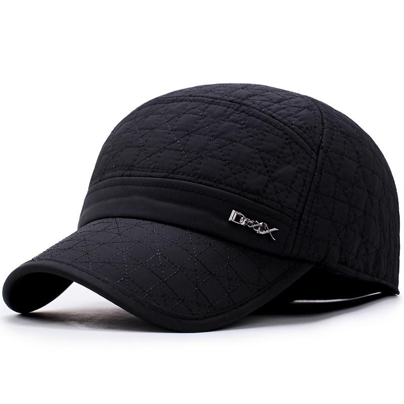 Literary and leisure street students Korean version of a variety of men's summer baseball cap