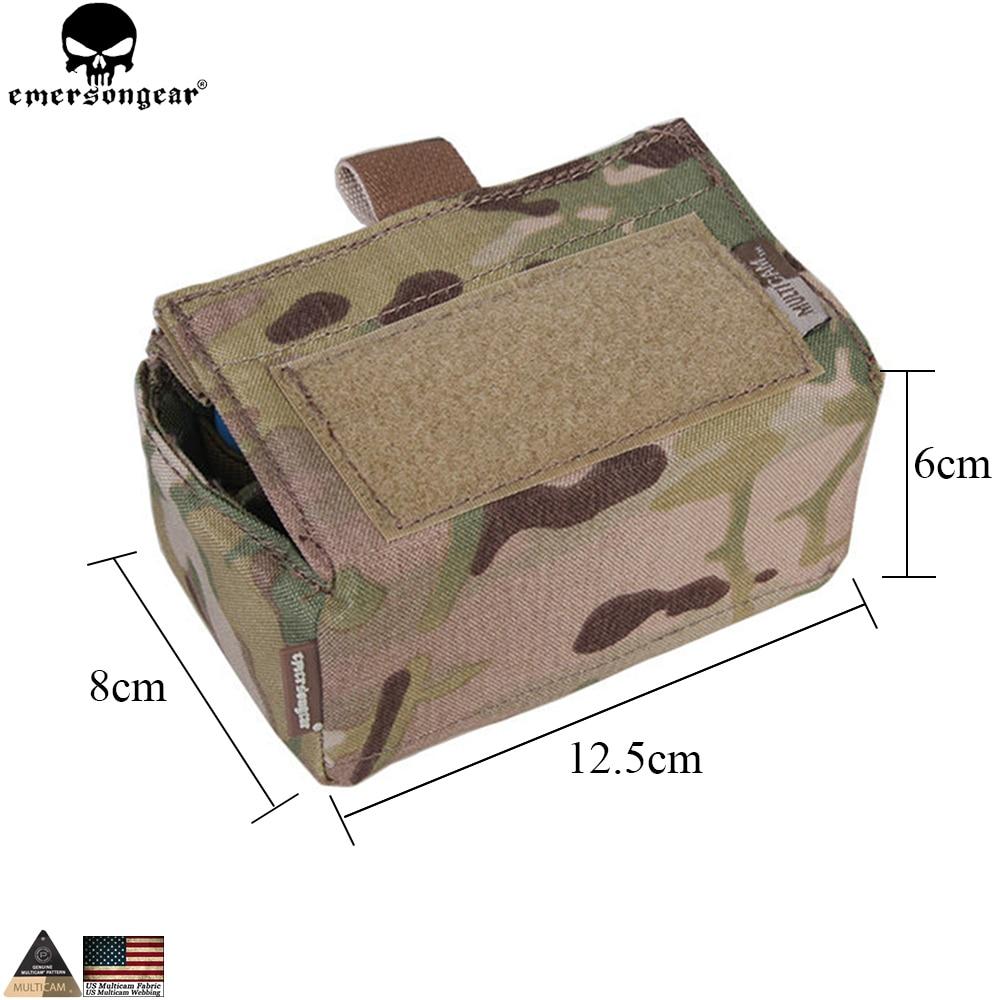 EMERSONGEAR Escopeta Shell Shell Holder Holmo Portador Shot shell - Caza - foto 3