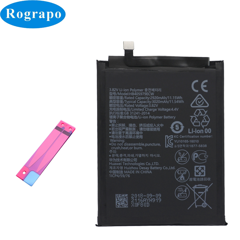 good selling special section another chance US $5.25 6% OFF|Original 3020mAh HB405979ECW Replacement Battery For Huawei  Y5 2017 Y5 III Dual Sim MYA L03 MYA L23 MYA L02 MYA L22 Mobile Phone-in ...