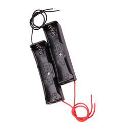 Glyduino 1 секция на серии подключения 18650 Батарейный отсек Крышка Герметичный переключатель установлен