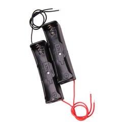 Glyduino 1 раздел на серии подключения 18650 батарея Отсек крышка герметичный переключатель установлен