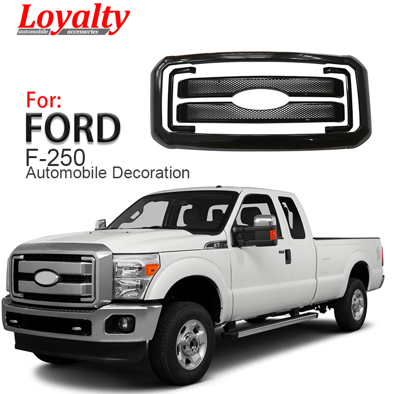 For Ford SUPER DUTY F250 F350 F350 F450 F550 2008-2016 Chrome Cap Mirror Covers