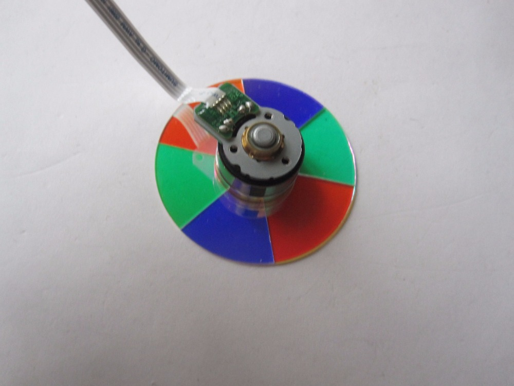Replacement Projector Color wheel Fit For TOSHIBA T98 T90 S80 Sharp 2180 replacement projector color wheel fit for infocus sp5700