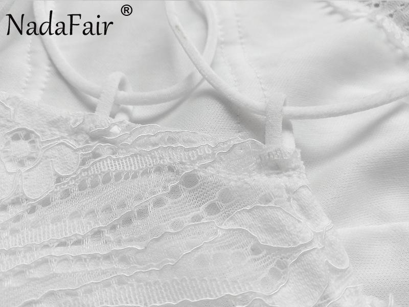 HTB1E6PfaEl7MKJjSZFDq6yOEpXaB - FREE SHIPPING Party Dress Sleeveless Lace-up Backless V Neck White Black 142