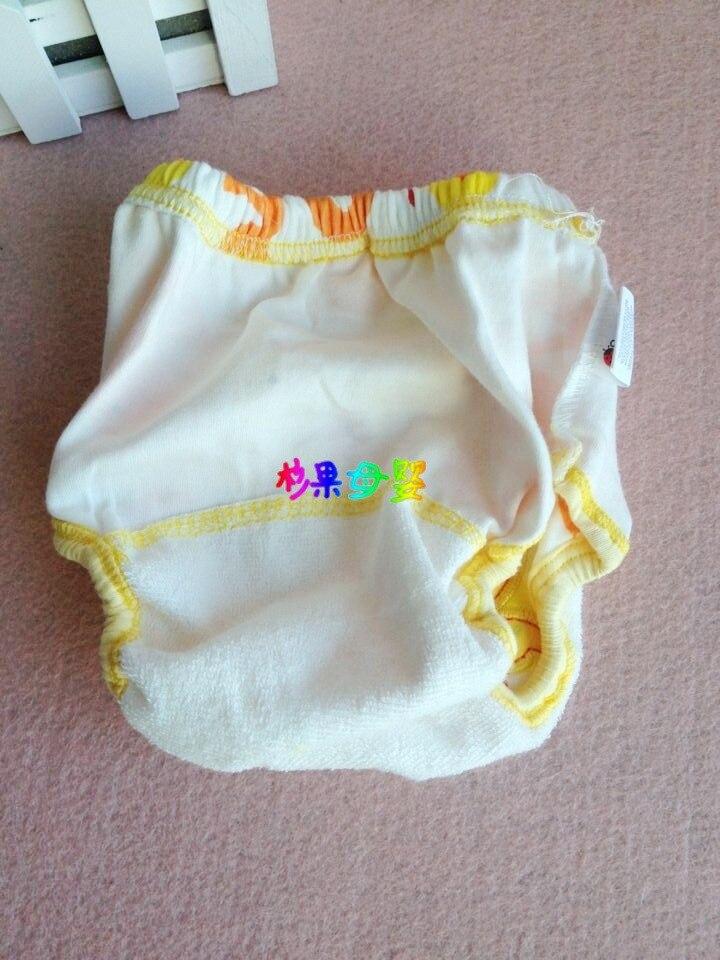 Gorąca wyprzedaż kieszeń na pieluchy noworodka majtki pieluchy - Pieluchy i Trenowanie toalety - Zdjęcie 6