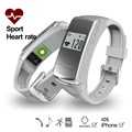 2017 New F50 Smart Bracelet Bluetooth call, Music(Micro SD/Bluetooth), 2 patterns heart rate monitor Smart Band For Android IOS