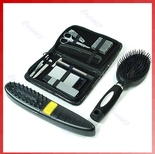 Trattamento Laser Power Grow Comb Kit Stop Loss Capelli Hot Regrow Therapy Nuovo