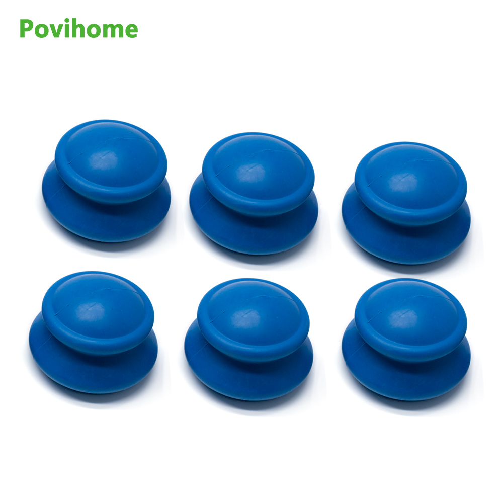 6Pcs Suction Cups Therapy Improving Skin Health Anti-Cellulite Cups Small Size Body Anti-Aging Effect   Silicone Massage Cupping 1 bottle melatonin softgel melatonin soft capsule improve health anti aging protect prostate improving sleep