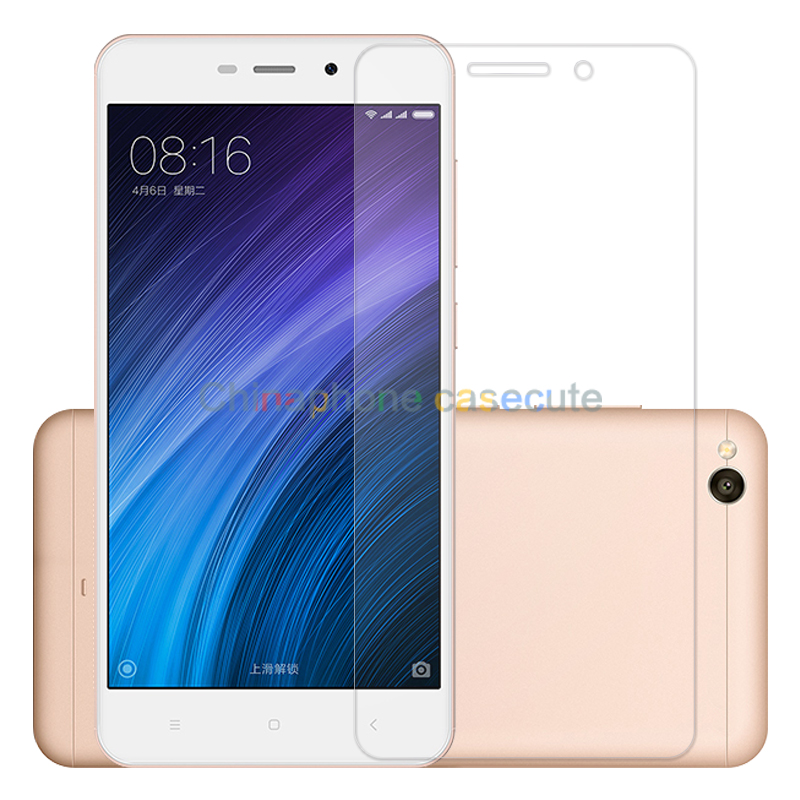 Tempered Glass For Xiaomi Redmi 4a Mobile Phone 5.0 Inch High Quality Safety 0.26mm 9H Hardness Screen Protector Glass