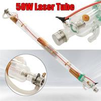 50 Вт 100 см Длина CO2 Герметичный лазерной трубки с металлическим носком Стекло трубы водяного охлаждения Стандартный для CO2 лазерная гравиров