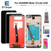 Pour Huawei Mate 10 Lite écran LCD G10 G10 Plus approvisila Nova 2I écran tactile numériseur assemblée RNE-L01 L02 L03 L21 L22 L23