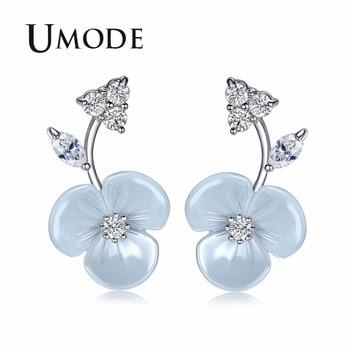 Cute Flower Studs Earrings for Women