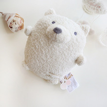 Kawaii Soft Plush Toys Polar Bear Doll Hot Kettle Stuffed Kids Toys for Children
