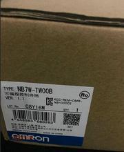 원래 NB7W TW00B HIM 7 인치 TFT LCD 디스플레이 800*480 NB7W TW00B 터치 패널 OMR NB 시리즈 프로그래밍 가능한 터미널 NB7WTW00B