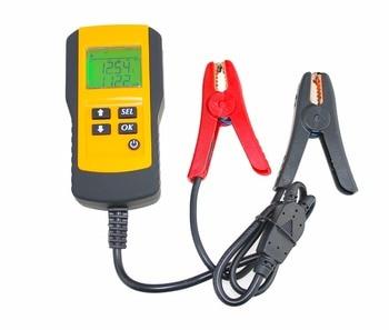 Цифровой автомобильный стартер IZTOSS 12 В, тестер для аккумулятора автомобиля, анализатор с пожизненным составом, напряжением, сопротивлением...