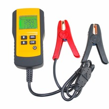IZTOSS Digital Automotive 12V Car starter Battery Tester Ana