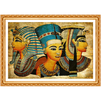 5d diy Diamond Painting Egypt cross stitch kits Diamond crystal diamond Embroidery Religion Rhinestones Pattern