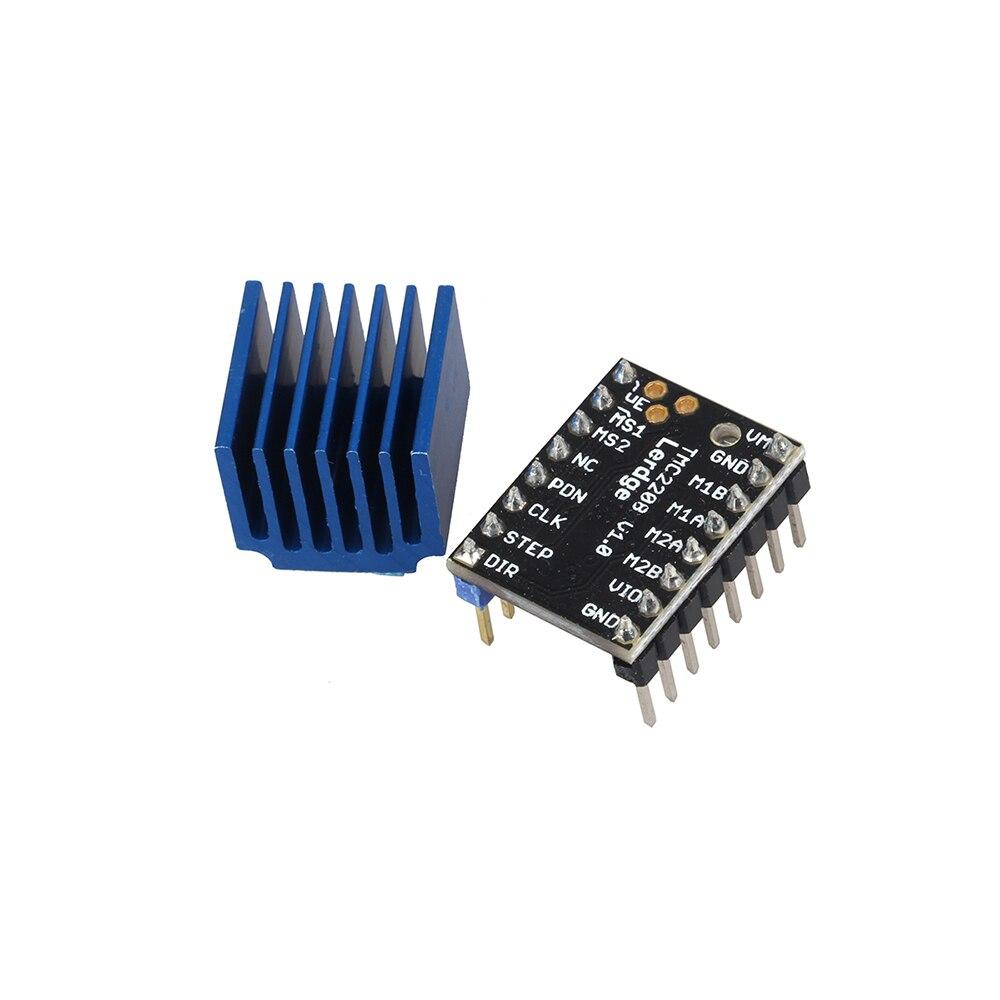3d Printer Parts e Accessories driver de motor super silencioso Modelo Nº : Tmc2208 Stepper Motor Drive