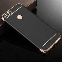 YUETUO luxury hard plastic phone back etui,coque,cover,case for huawei