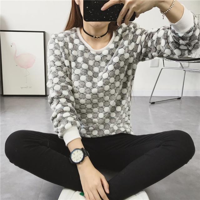 Hoodie Winter Long Sleeve Casual Sweatshirt