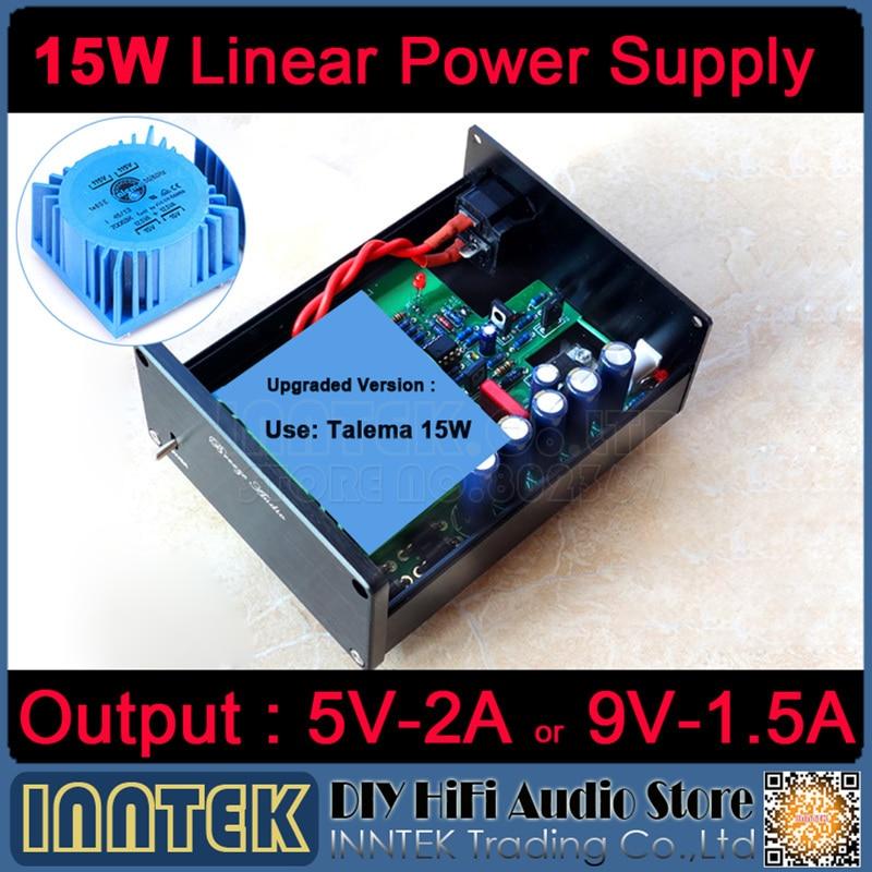 bilder für 15 Watt Talema Lineare Stromversorgung Geregelte stromversorgung beziehen STUDER900 unterstützung 5 V/2A oder 9 V/1.5A Ausgangs, freies verschiffen