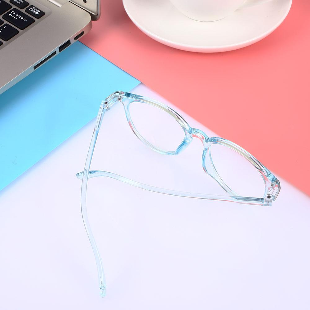 Safety Glasses GLB Gaming Eye Protection Glasses Blocking Computer Smart Phone Cutting Out Light Play Games Flat Mirror
