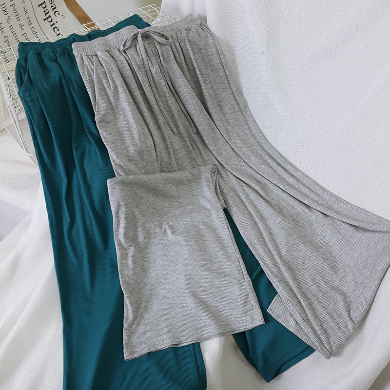 Women's Summer Clothing Loose Pants Trousers Harem Pants