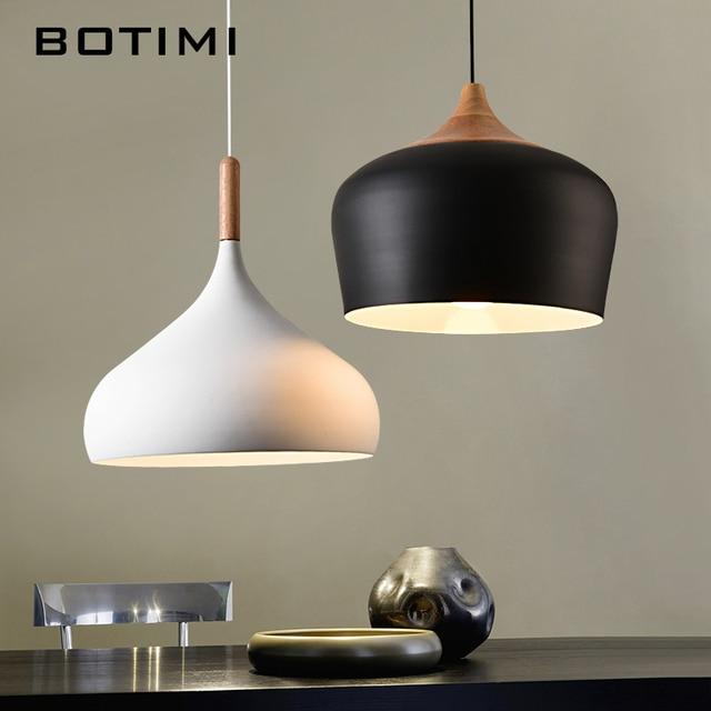 BOTIMI Design Semplice lampada a Sospensione Per Sala Da Pranzo ...