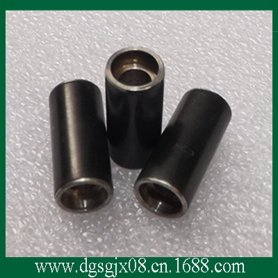 ceramic lagging wire guide roller pulley chrome oxide plated steel wire guide pulley for wire industry