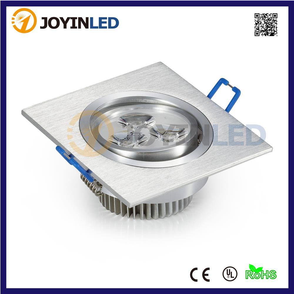 reputable site 54711 a4205 US $7.99 6% OFF|Wholesale 3W 6W 9W High power led downlights Warm/cold  white AC85 265V LED ceiling lamps-in Downlights from Lights & Lighting on  ...