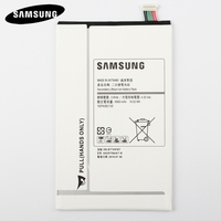 100 Original Tablet Battery EB BT705FBC For Samsung GALAXY Tab S 8 4 T700 T705 Replacement