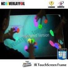 """1"""" 5:4 соотношение ИК сенсорный экран панель 10 баллов Высокая чувствительность для интерактивный ЖК-дисплей, сенсорные стенки, киоски"""