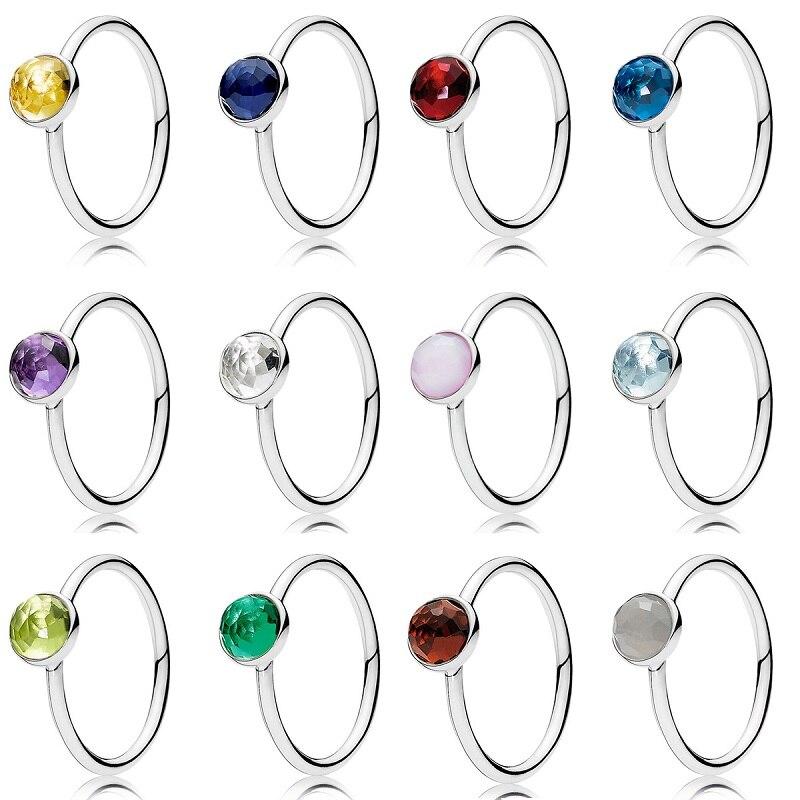 12 Colors Women 925...