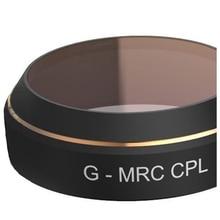 1 Unids RC Accesorios G-MRC Filtro de La Lente CPL Filtro HD para DJI Quadcopter MAVIC Pro