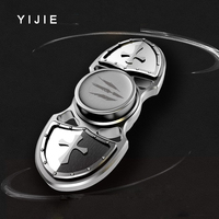 YIJIE Rotation High Speed Long Time Fidget Spinner Metal EDC Hand Spinner Anti Relieve Stress Finger