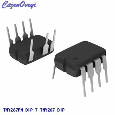 10pcs/lot TNY267PN DIP-7 TNY267 DIP In Stock