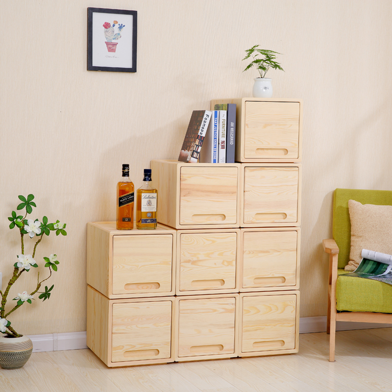 Storage Box Simple Drawer Type Bedroom Lockers Special Free Combination Bedside Cabinet Living Room In Bo Bins From Home