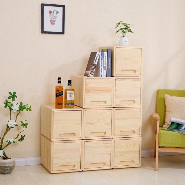 Online Shop storage box, simple drawer type bedroom lockers ...