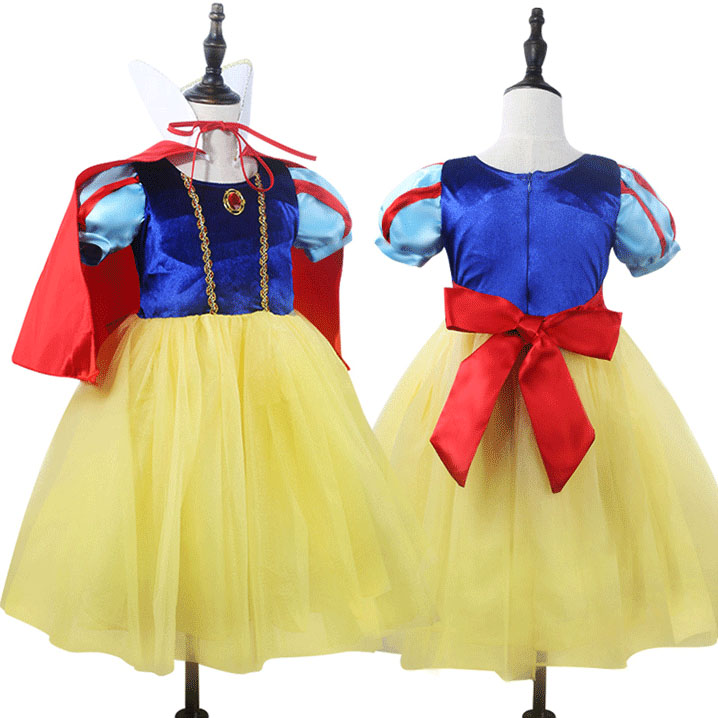 Children Clothing Kids Clothes Party Dress Birthday Girl 2 3 4 5 6 7 8 9 Years Princess Dress for Girl Fancy Costume Outfits fashion kids baby girl dress clothes grey sweater top with dresses costume cotton children clothing girls set 2 pcs 2 7 years
