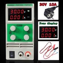 DC Power Supply Transformers Digital Variable Mini Adjustable Voltage regulator Four display Power Supply PS3010DM Transformer все цены