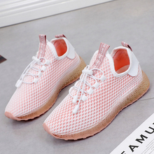 Women Casual Shoes Summer 2019 Hot Sale Flats Shoes Woman Fashion Breathable Soft Women Sneakers Vulcanize Shoes hot sale 2016 new women shoes for women flats women s casual shoes comfortable summer shoes free shipping ag179